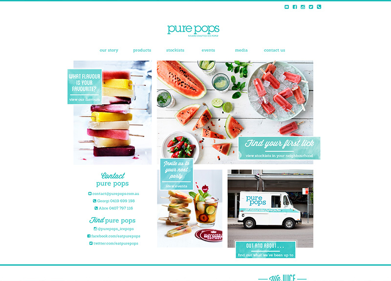 pure-pops-ice-cream-webdesign-1